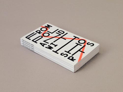 Edgar Bak #minimal #publication #book
