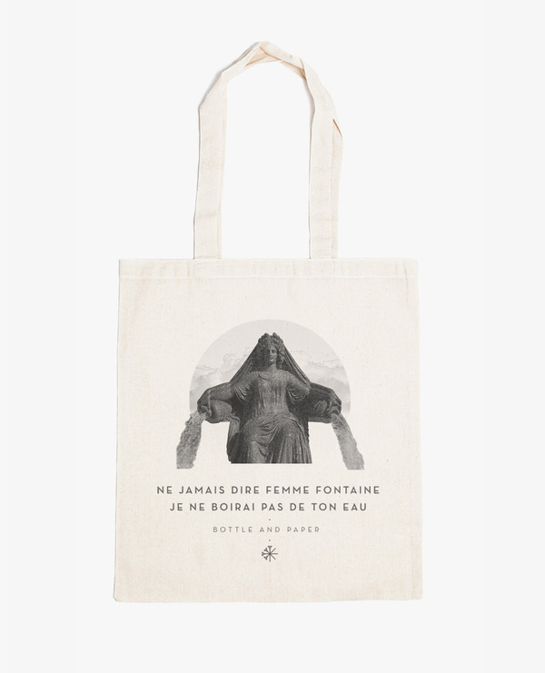Martin Silvestre Les Gens Bien #tote #design #graphic #posters #bag