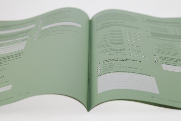 IMG_5935 #layout #booklet #questionnaire #publication