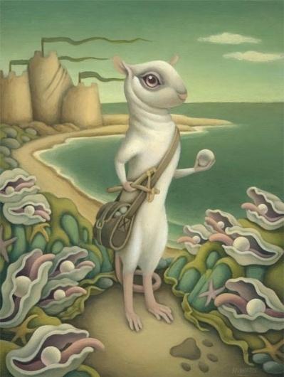 Heather Watts Interview | Squidface & The Meddler #illustration #art