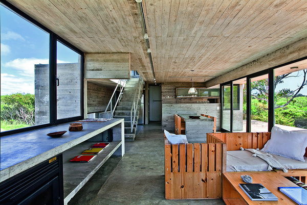 Openness #interior #wood