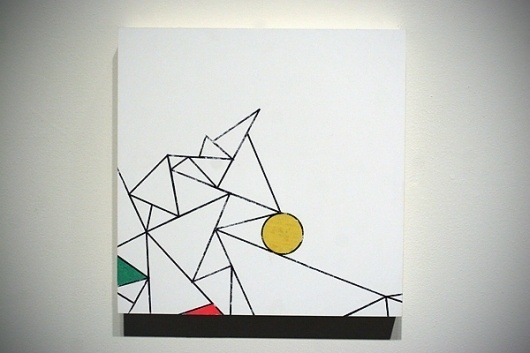 Anthoney Carter - Designer & Fine Artist - YumYumYum Exhibition #print #screen #memphis #art #carter #anthoney #fine