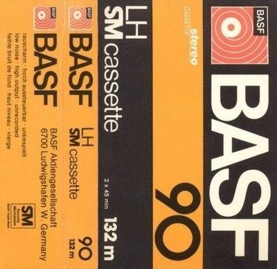 Mr Krum & His Wonderful World Of Bizarre: Blank Cassette Tapes (part 2) #casette #tape #basf