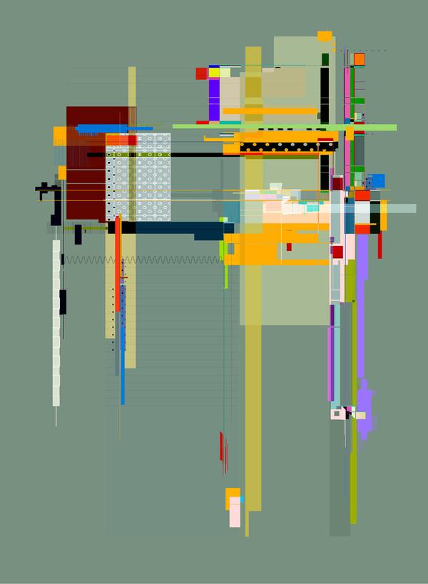 Machine No. 3 #machine #design #graphic #illustration #art