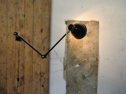 FFFFOUND! | nonclickableitem #lamp #wall #concrete #vintage