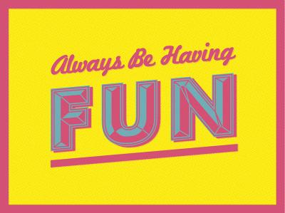 Advice. #script #sign #pink #retro #texture #type #fun