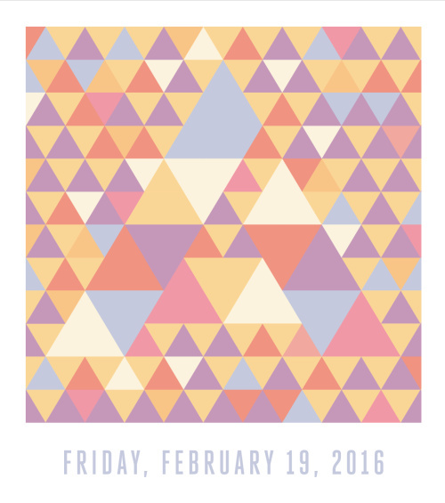 #pattern #artwork #triangle