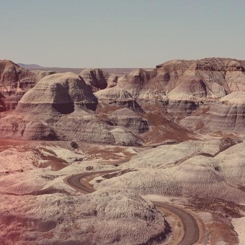 DΛRKSHΛPES #arid #color #road #landscape #nature