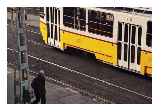 5851 by ~lassekorsgaard on deviantART #tram