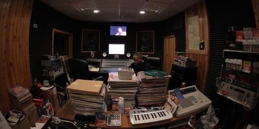 DJ Premier: Through The Test Of Time   HYPETRAK #dj #studio #records #premier