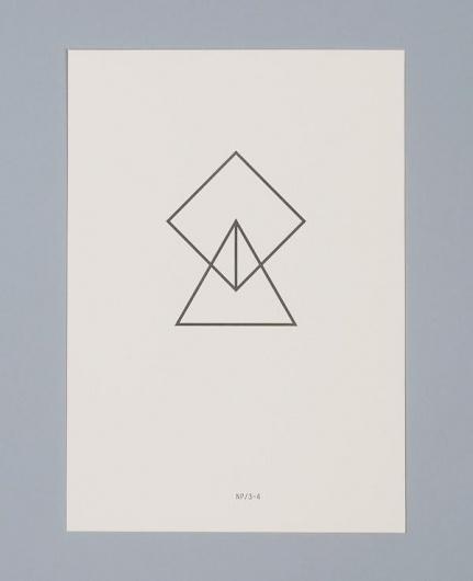 Capital P. / Bench.li #pyramid #triangle #square #geometry