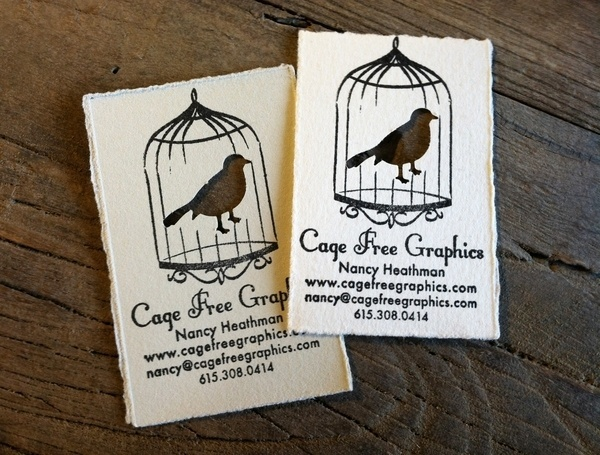 31 Creative Business Card Designs for Your Inspiration - You The Designer | You The Designer #business #card #free #cage #graphics