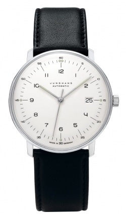 Junghans Max Bill Automatic 027/4700.00 - Max Bill Watches - Junghans Clocks ($500+) — Svpply #minimal #watch