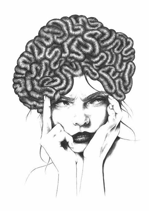 Milou Maass   PICDIT #drawing #art