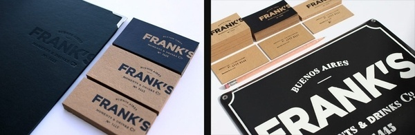 textures on cards/tags #branding