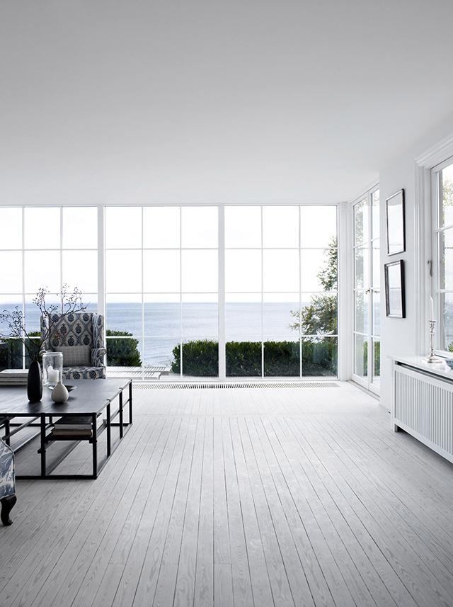 The Design Chaser: Homes to Inspire | Danish Summer House #interior #design #decor #deco #decoration