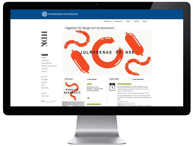 #Poster #Typography #Layout #Graphicdesign #Design #Digital #Sausage - Christine Jansson