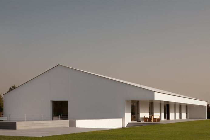 John Pawson - Casa delle Bottere #pawson #architecture #john #minimal