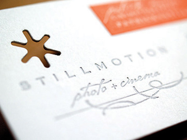 Graphic ExchanGE #die #cut #business #card #diecut #collateral