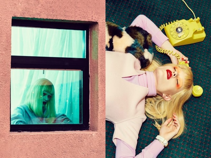 Never Alone: Fine Art Fashion Photography by Leta Sobierajski