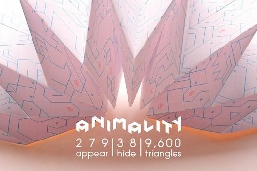รูปประจำตัว #pattern #tessellation #origami #game #animality