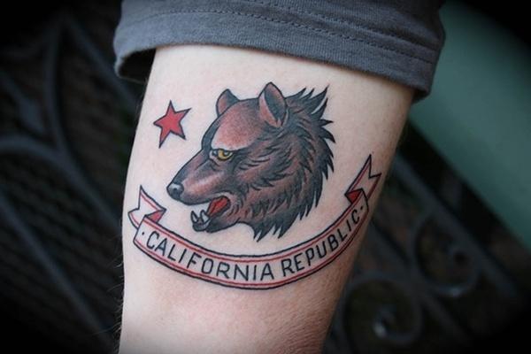 Bear #tattoo