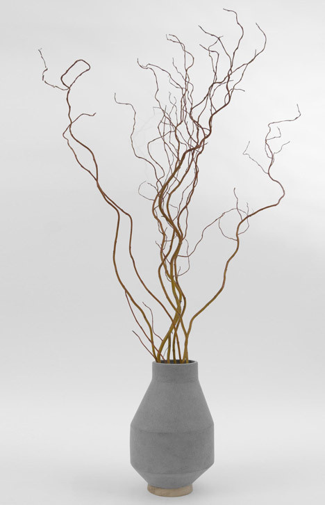 Kami pots by Ett La Benn #ceramics #productdesign