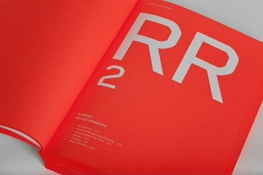 Kunst als Negation #germany #architecture #editorial #branding