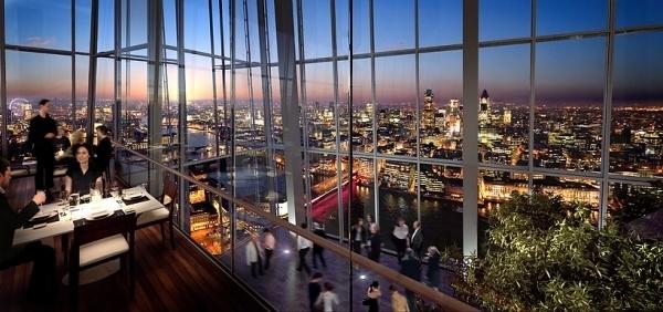 The London Bridge Tower | feel desain #london #renzo #architecture #piano