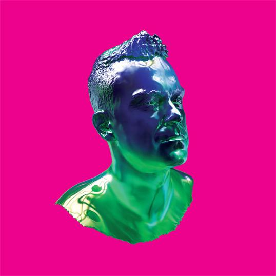 Robbie Williams Take The Crown | Tom Hingston Studio #artwork