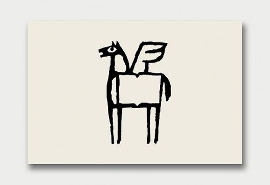Animal Logo Menagerie – Part 3 / Aqua-Velvet #artmeis #logo #verlag