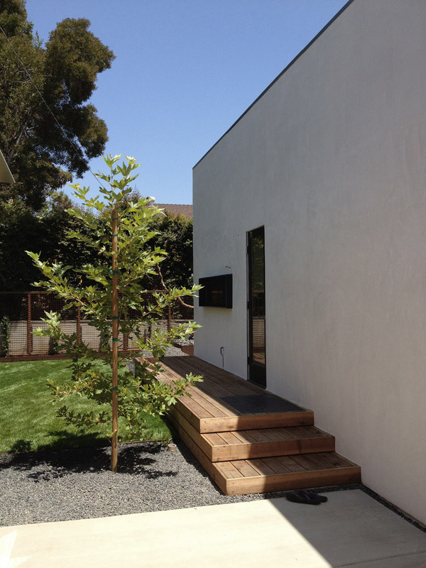 BRICK HOUSE #interior #in #of #design #the #architecture #street #garden #middle