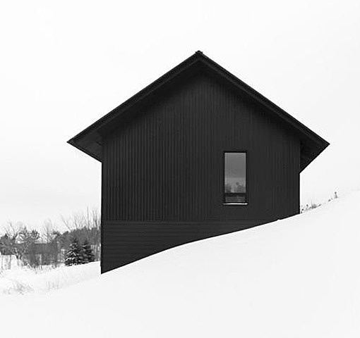 Gimme Shelter #house #black