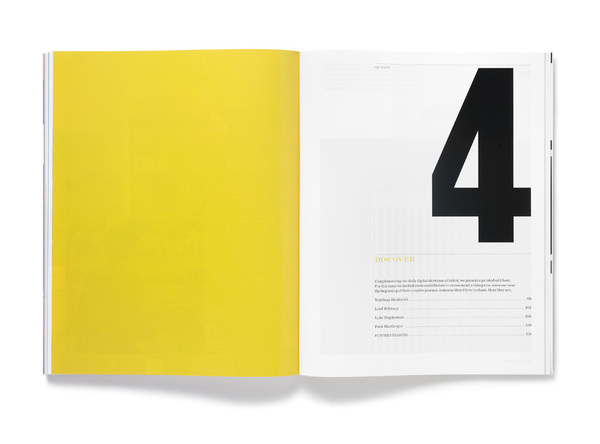 YouCanNow Magazine Matt Willey #print #design #editorial