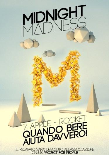 FOURGEAR #milano #disco #midnight #cinema4d
