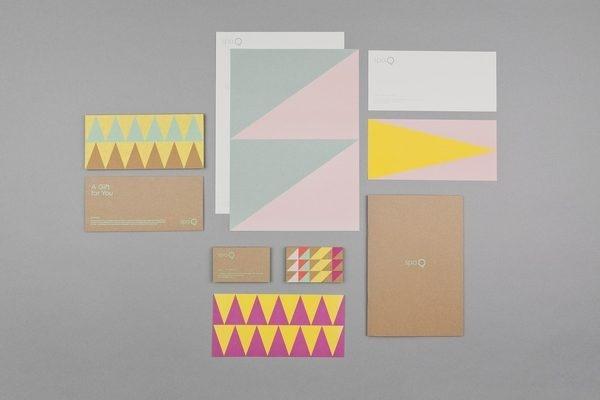 Spa Q | MAUD #design #graphic #identity