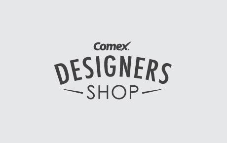 Comex Designers Shop ©leolab #logo #identity #branding