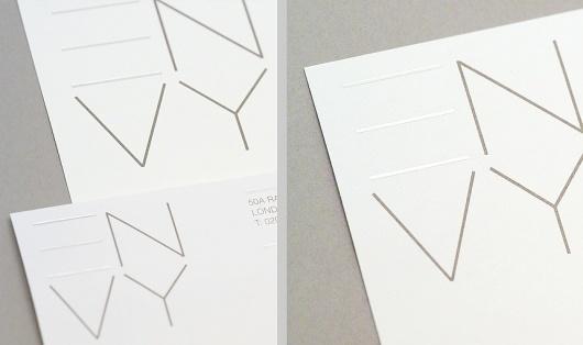 why not associates #branding #print #identity #stationery #logo
