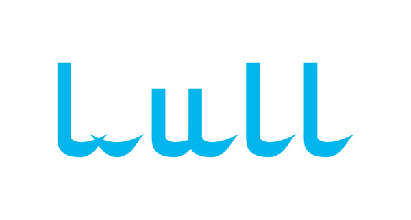 """Lull"" LOGOTYPE #graphic"