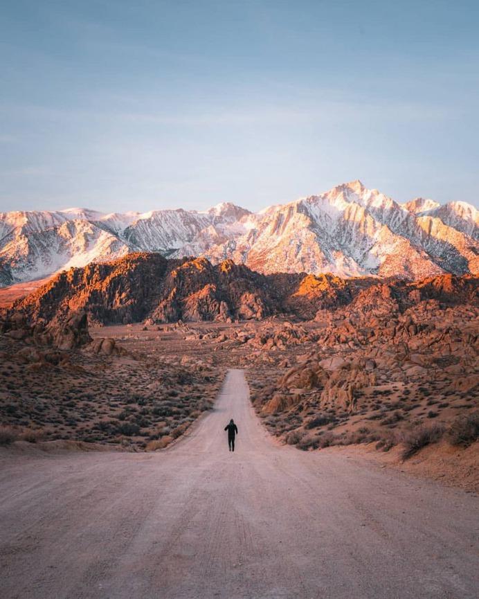 Derek Liang Captures Unbelievable Landscapes in California