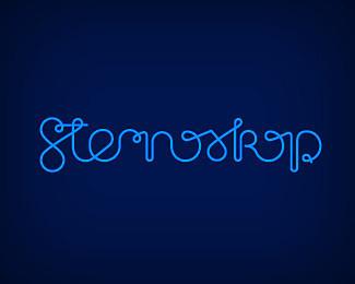 logo design: continuous line #logo #line #continuous