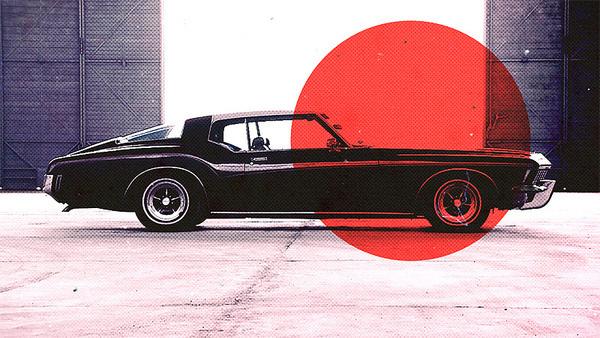 Cruiser Intro (Motion by Mateusz Kukla) #muscle #intro #kukla #red #mateusz #kuka #cruiser #black #circle #car