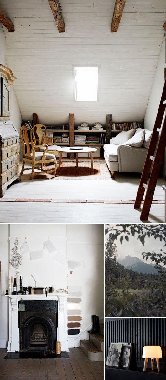 rustic living room #interior #design #decor #deco #decoration