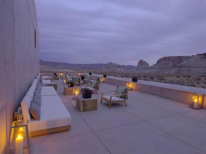 Amangiri Resort and Spaspectacular project in Canyon Point - www.homeworlddesign.com (16) #utah #resort