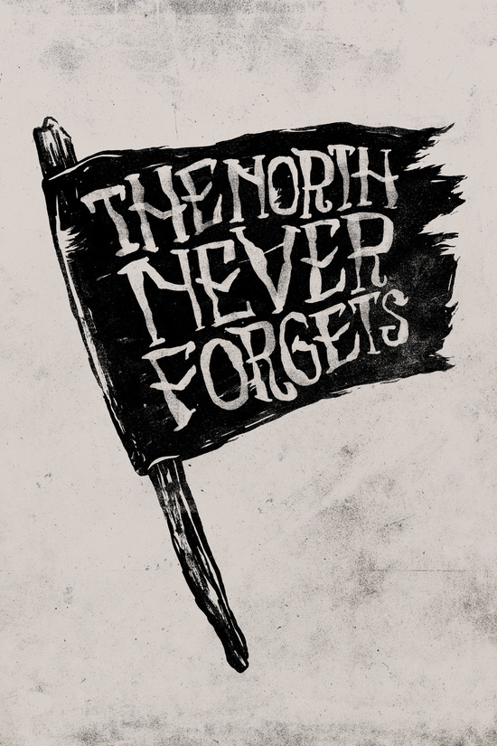 The North Never Forgets by WEAREYAWN