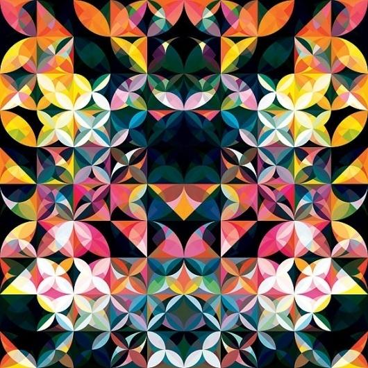 Andy Gilmore – Graphic Design inspiration on MONOmoda #illustration #geometry