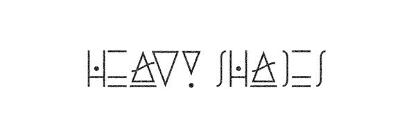 Off Peak HEAVY SHADES #logotype