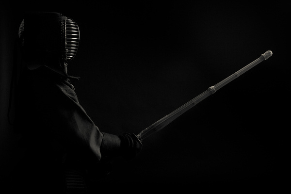 Photograph Kendo Warrior by Snapme Photography on 500px #kendo #black
