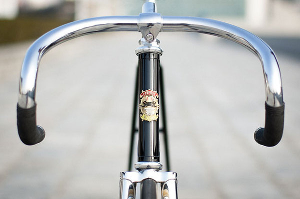 Kinfolk Track #fixie #bicycle #fixed #gear #track #bike #kinfolk