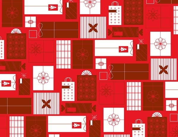 Eight Hour Day » Happy Holidays Illustrations #gifts